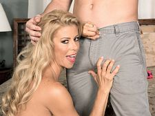 Alexis Fawx and the luckiest ladies man in the universe