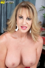 Annette urges to check out you jack off