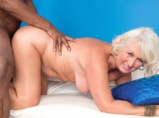 Cock juice for the 60Plus MILF