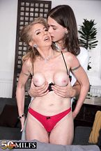 Now 50, Sindi Star returns for young pecker!